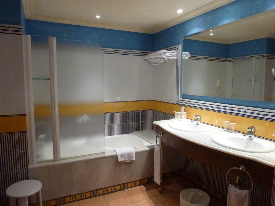 Bad Zimmer 442 TUI SENSIMAR Isla Cristina Palace und Spa