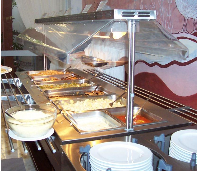 Warmes Buffet Hotel Minos
