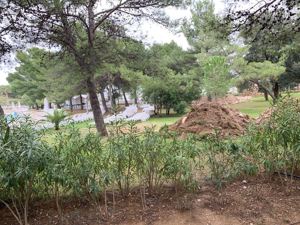 Gartenanlage Amadria Park Ivan