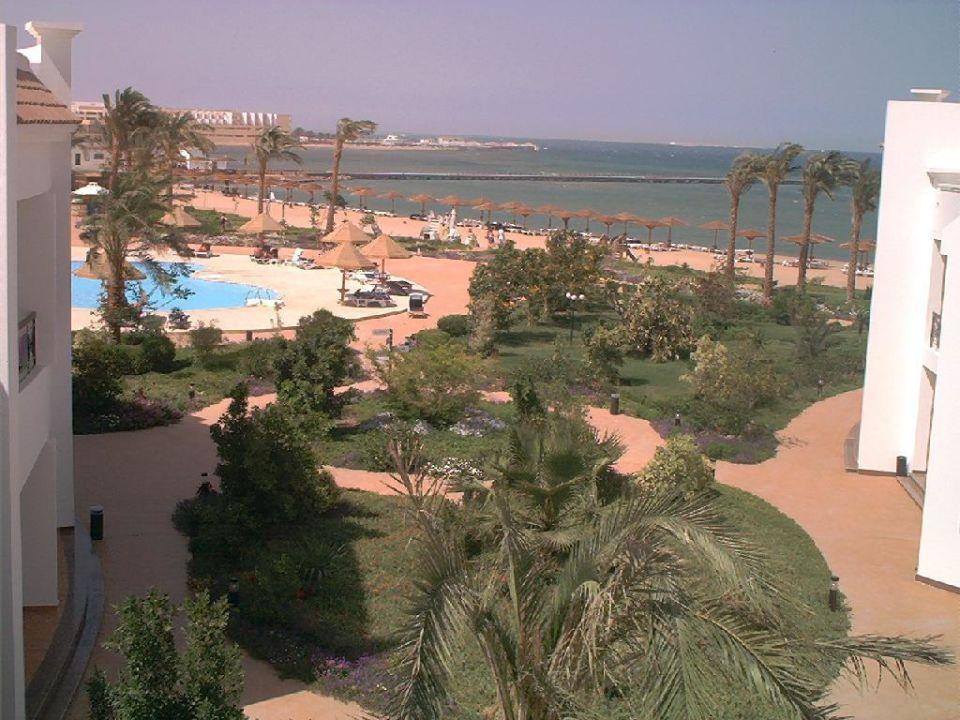 Aussenanlage 4 Hotel Grand Seas Hostmark Resort