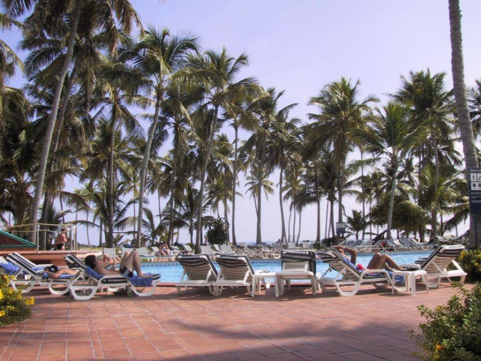 Pool Barcelo Beach Barcelo Bavaro Beach - Adults only