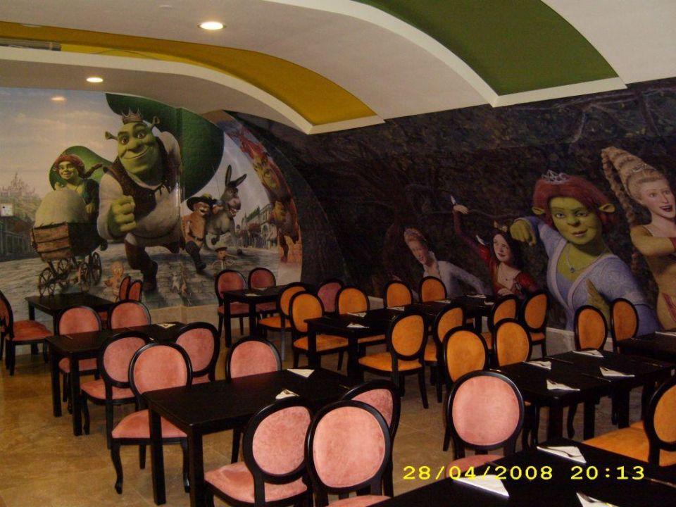 Kinderrestaurant Hotel Royal Dragon
