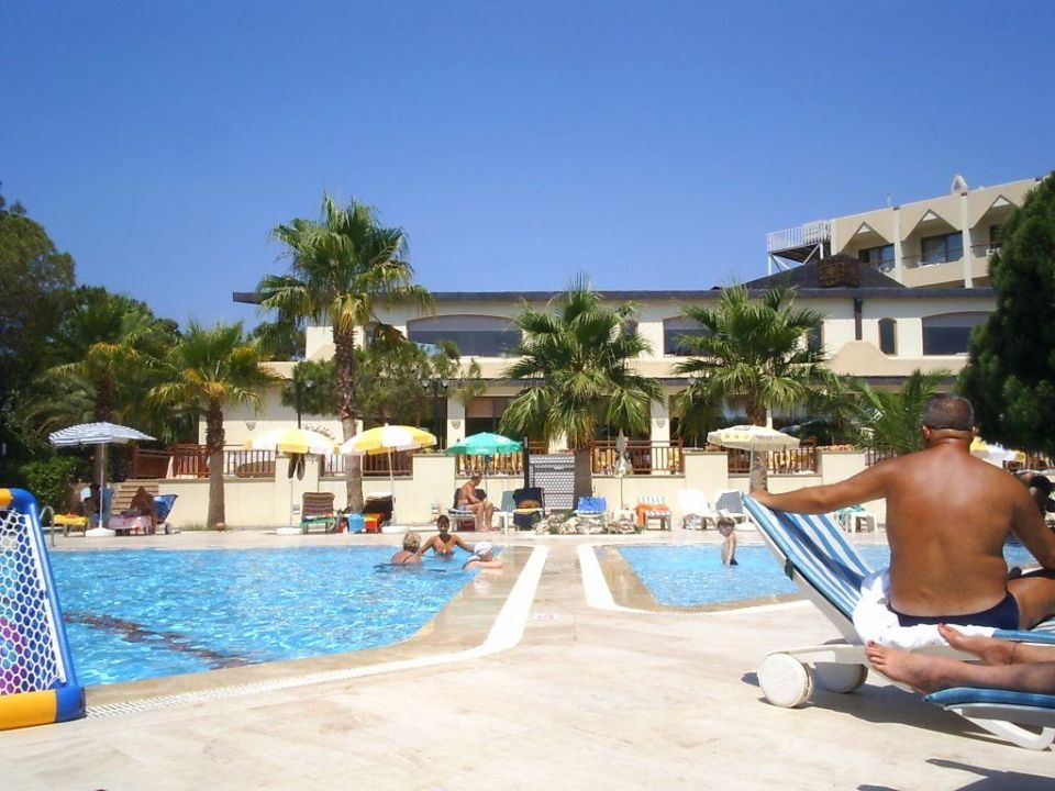 Außenanlage Hotel Serra Park
