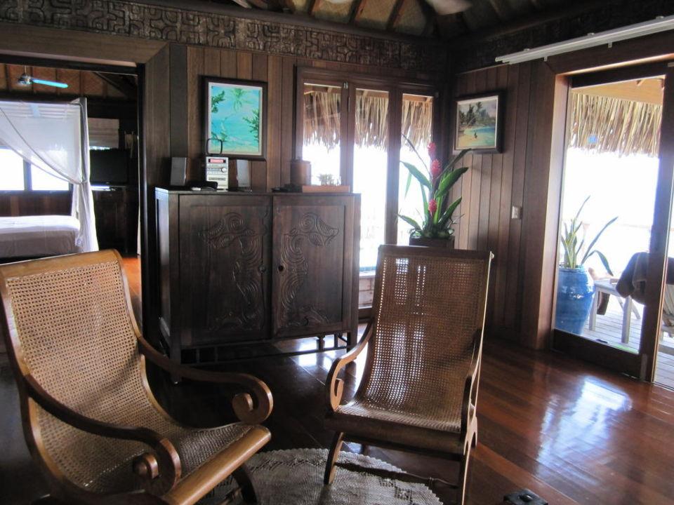 Wohnzimmer Conrad Bora Bora Nui Bora Bora Holidaycheck
