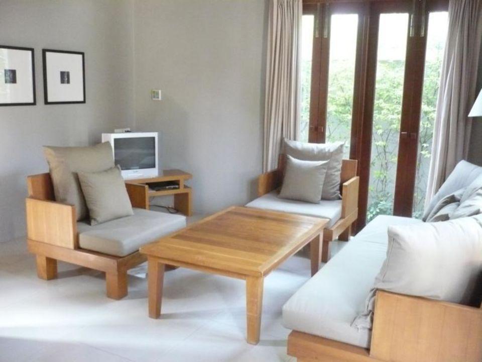 Wohnbereich Hotel AKA Resort Hua Hin