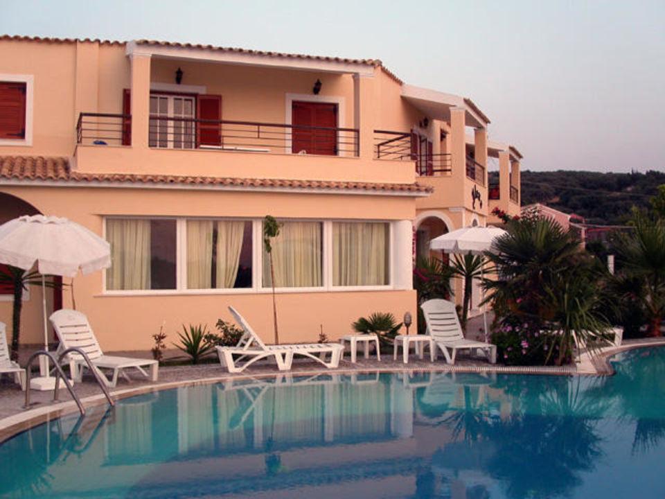 Ilena - Acharavi Hotel Ilena