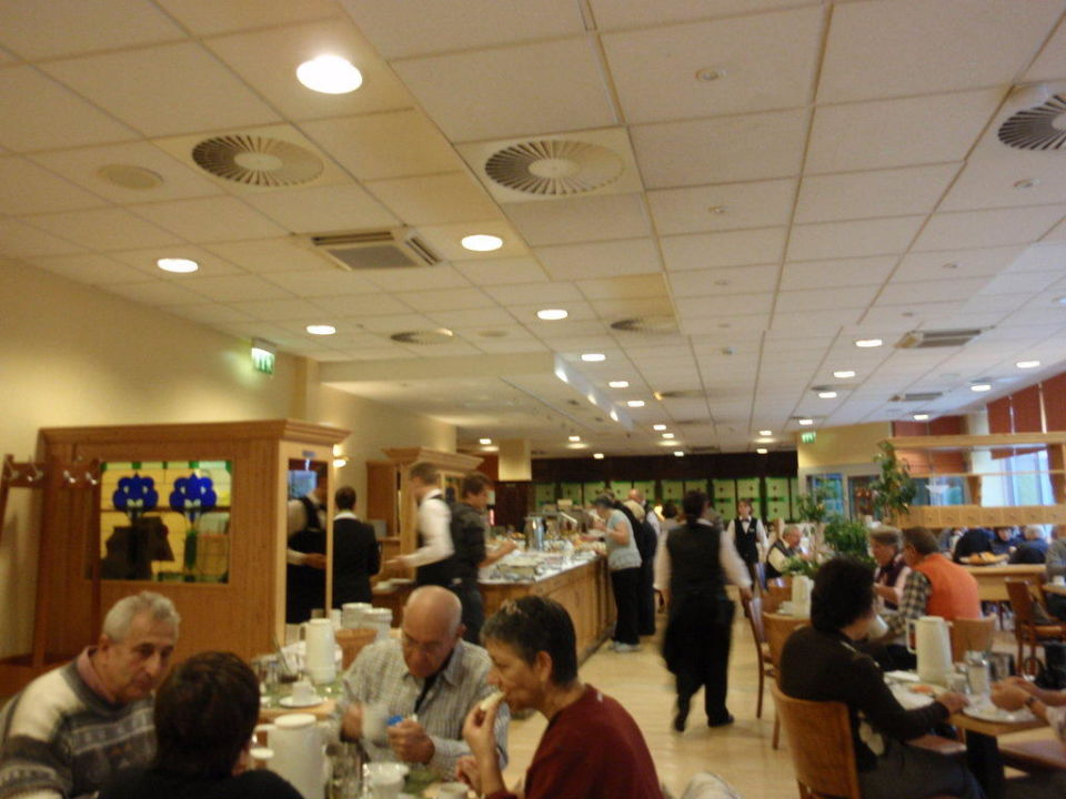 Frühstückssaal & Buffet City Hotel Berlin East