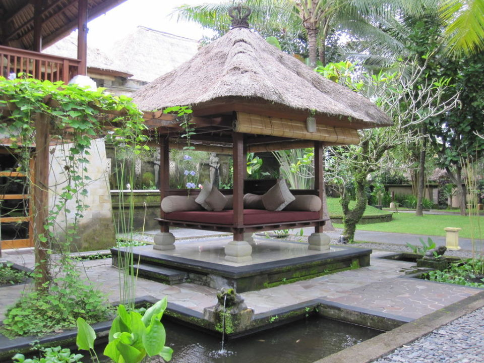 Gazebo  The Ubud Village Resort & Spa