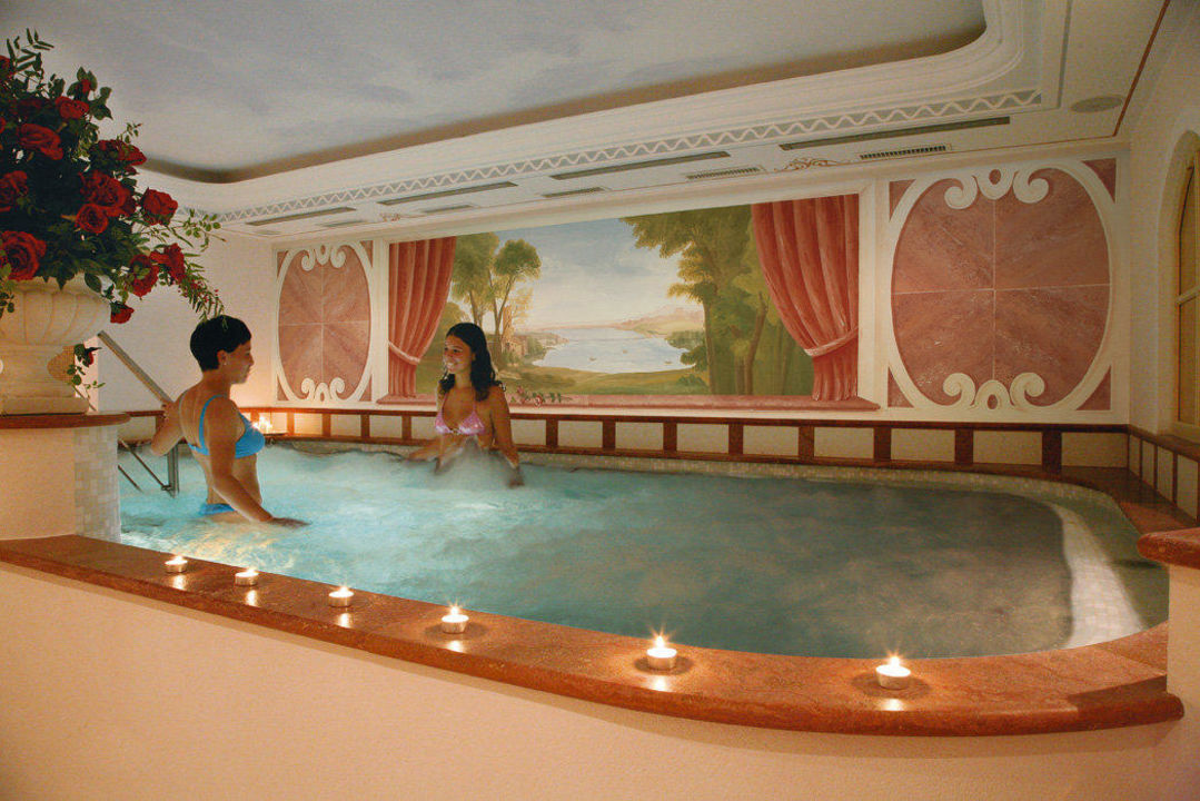 Whirlpool Hotel Colbricon Beauty & Relax