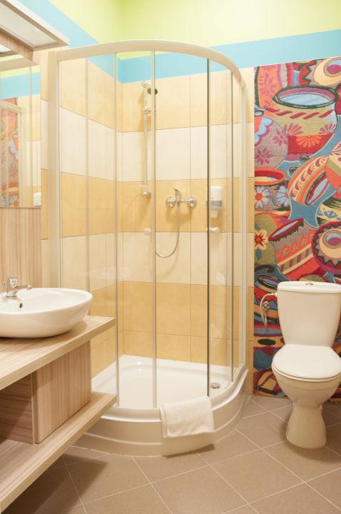 łazienka W Stylu Meksykańskim Hotel Texas żory