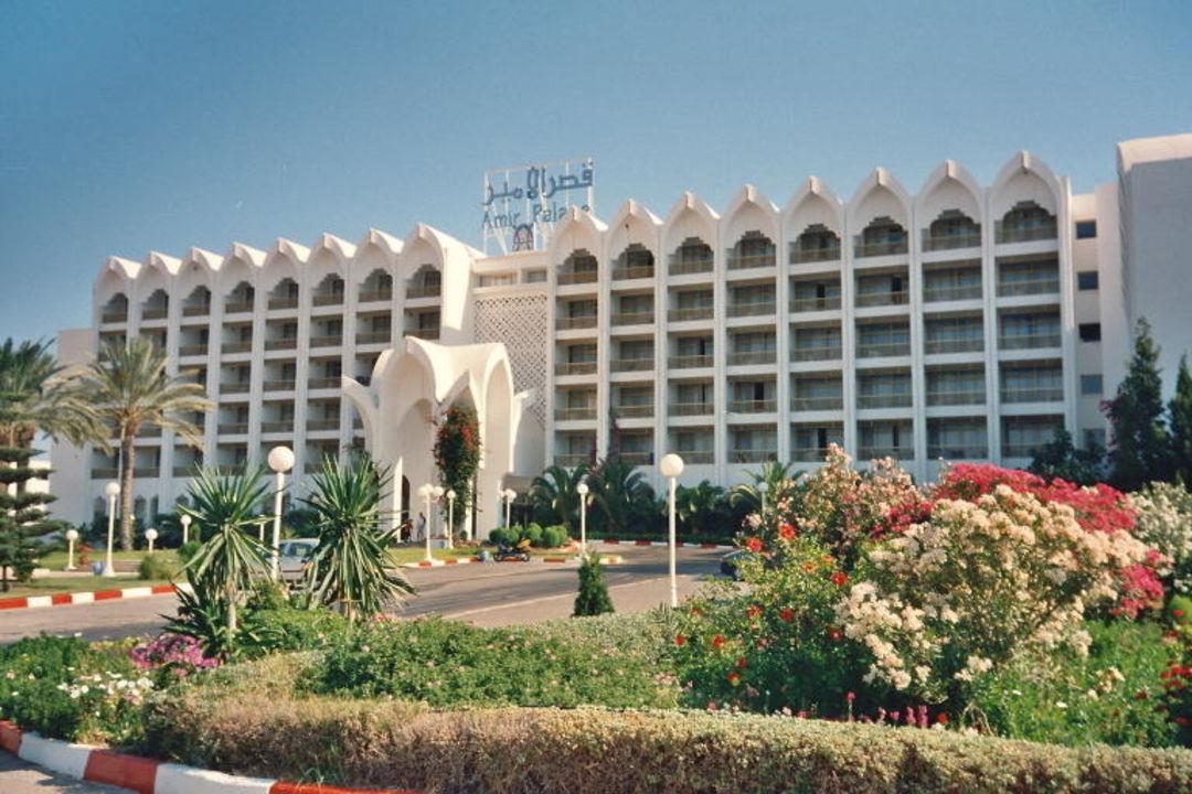 Hotel Amir Palace, Monastir/Skanes - Front Hotel Amir Palace