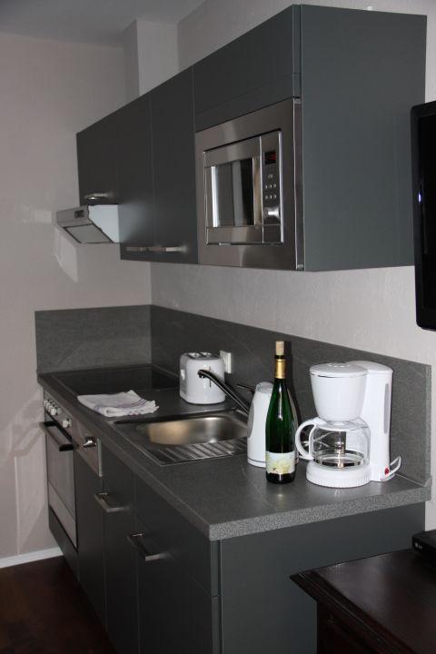 Küche Hotel Weingut Amlinger&Sohn