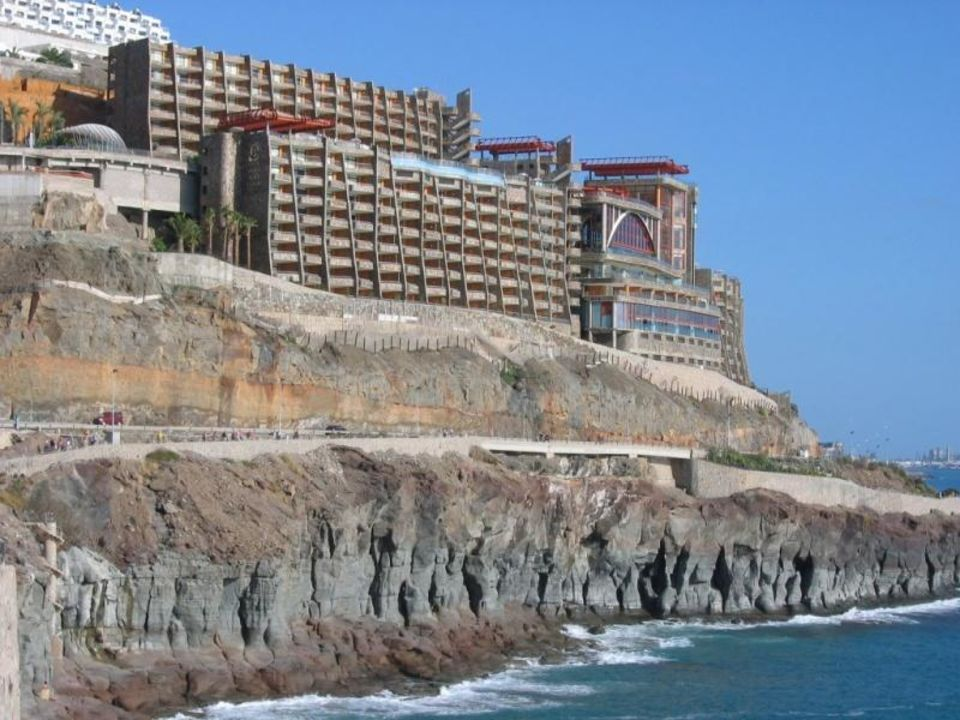 Außenansicht Gloria Palace Amadores Gloria Palace Amadores Thalasso & Hotel