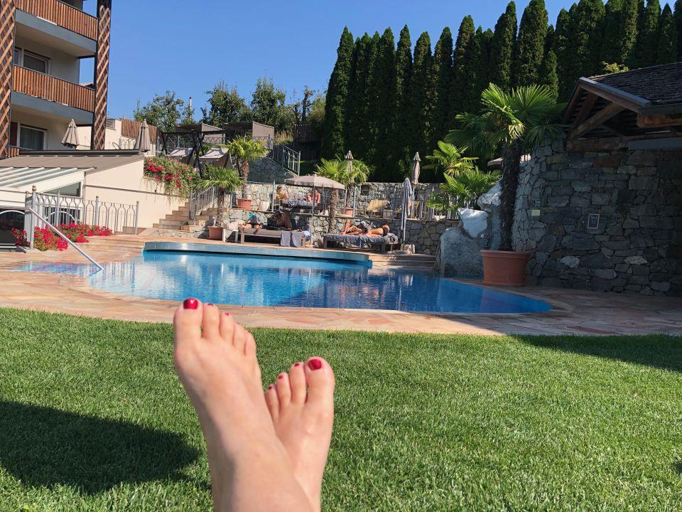 Pool DolceVita Hotel Jagdhof
