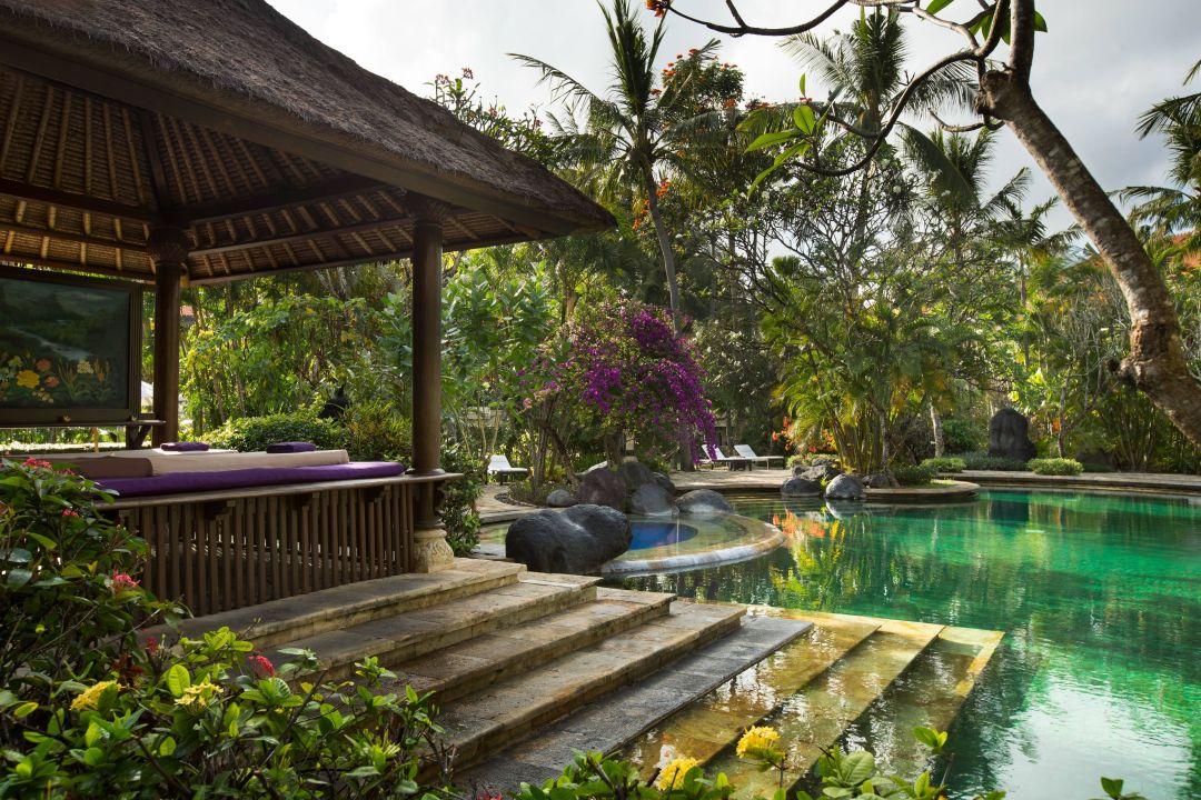 Garden Pool The Royal Beach Seminyak Bali - MGallery Collection