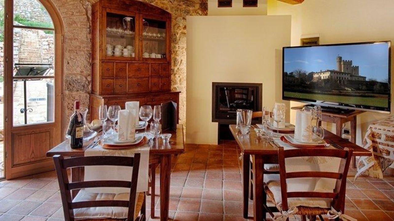 Sala colazione Relais La Costa Dimora Storica - Adults only