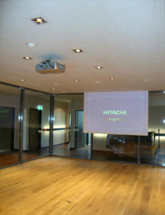Konferenzraum in der Hotelmitte Hotel Quers Inn