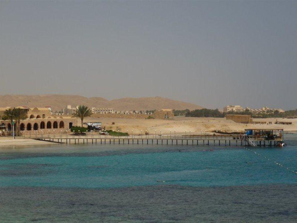 Tauchjetty Mövenpick Resort El Quseir