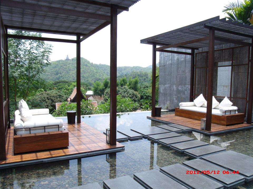 Badbereich  Veranda Hotel Chiang Mai The High Resort
