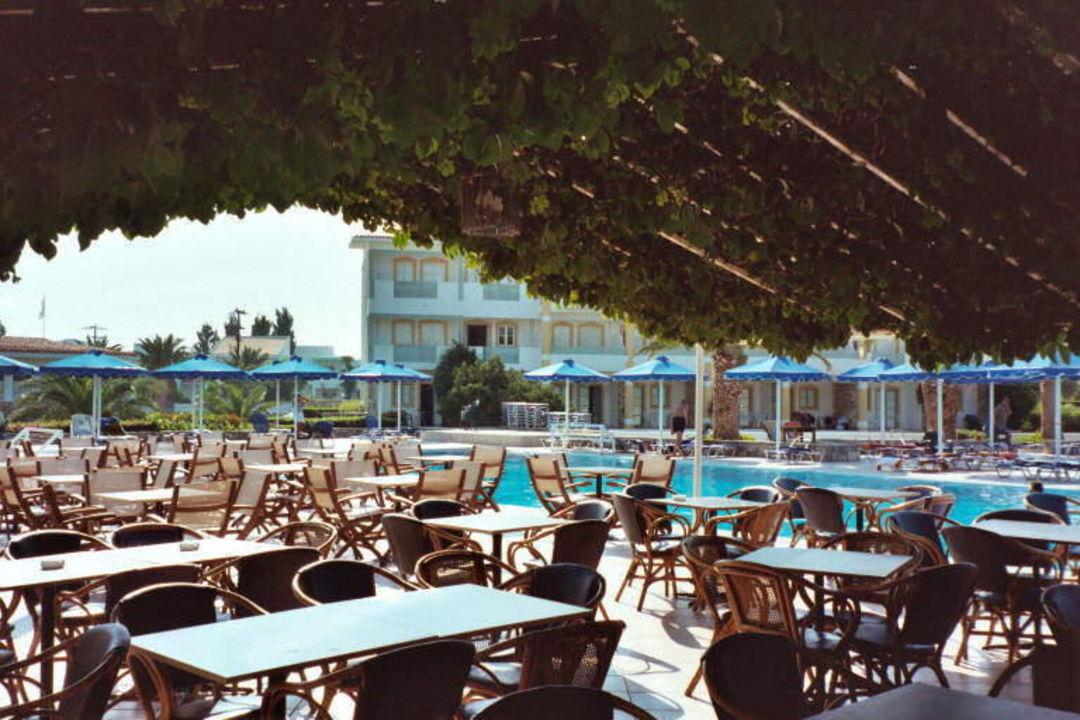 Poolbar Mitsis Ramira Beach Hotel