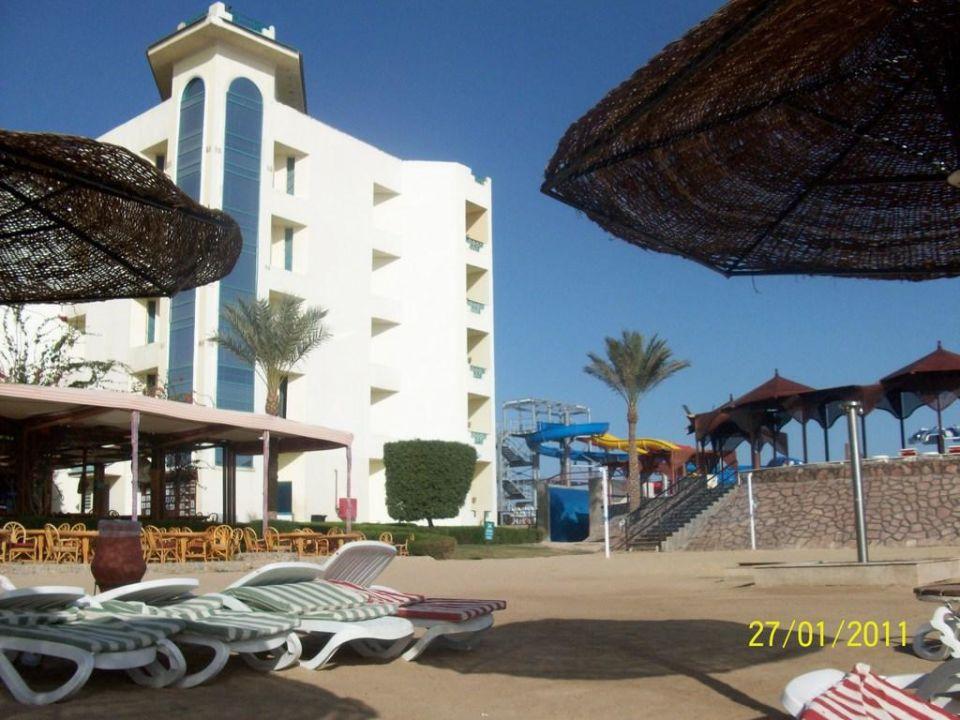 Hotel Montillon Grand Horizon ex Hotel Grand Azur Horizon Hotelux Marina Beach Hurghada