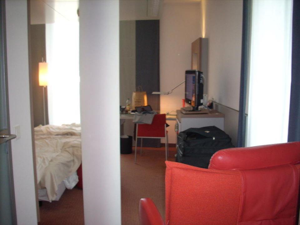 Das tolle Zimmer Hotel Novotel München Messe