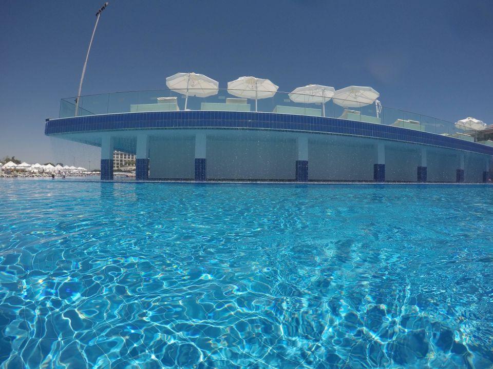 Wasserfall Am Pool Titanic Deluxe Golf Belek