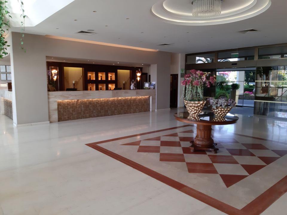 Lobby Elias Beach Hotel