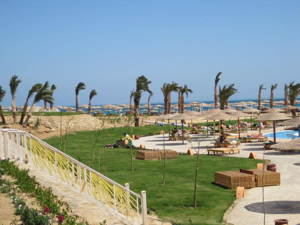 Gartenanlage/Pool Hotel The Three Corners Sunny Beach Resort