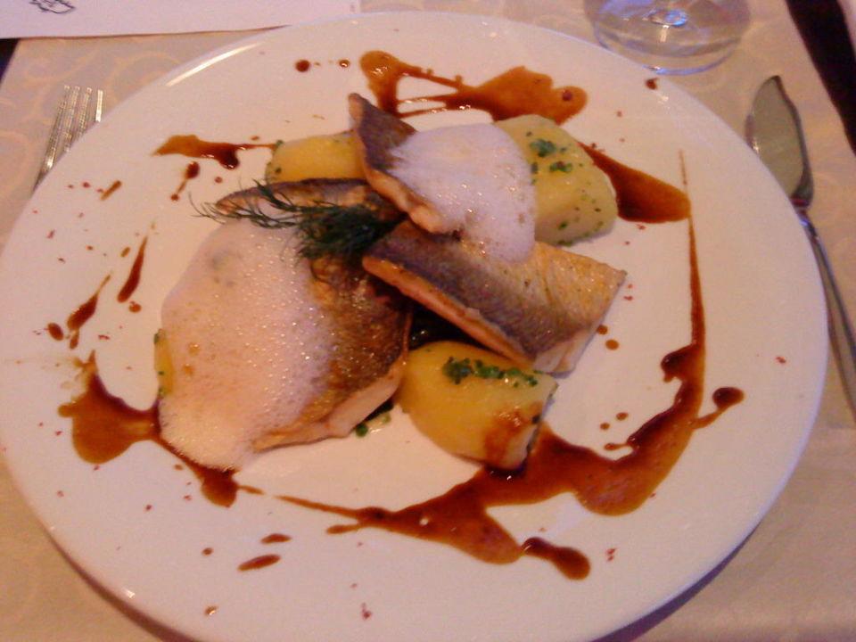 Restaurant rosmarin bodensee felchen bodenseehotel for Bodenseehotel immengarten