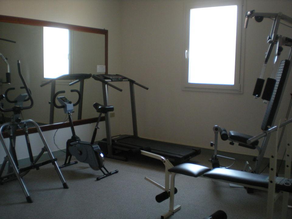 Fitness, wenn man will Hotel Miramare