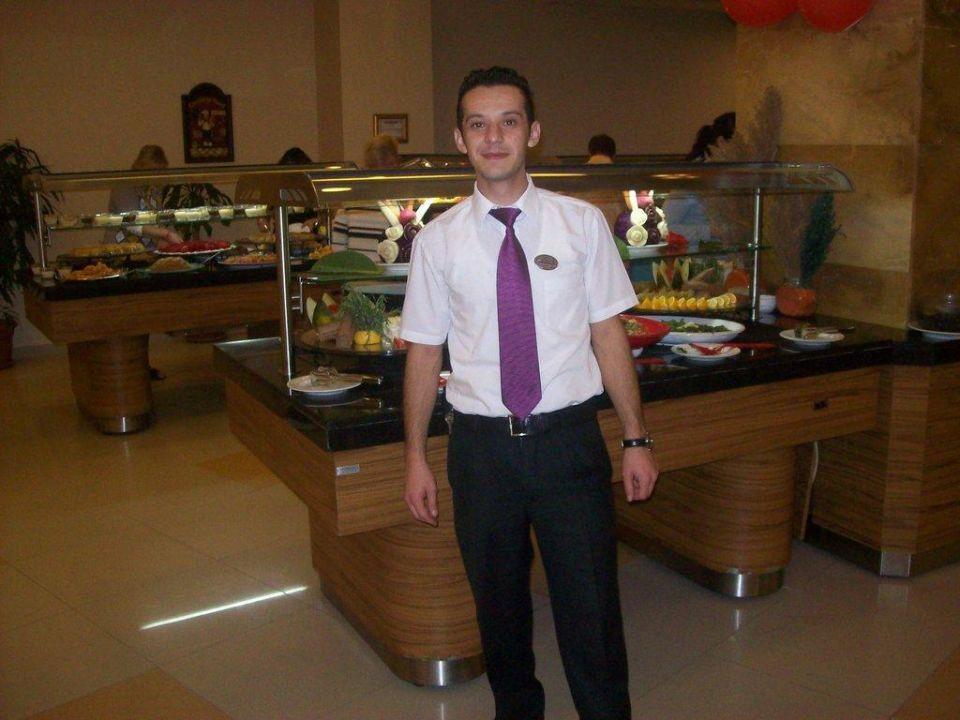 Bar-Chef Cengiz Alaiye Resort & Spa Hotel