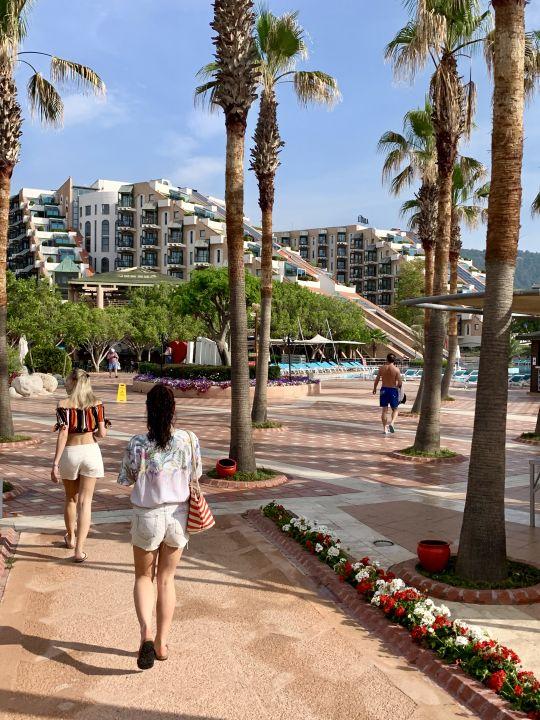 Ausblick Limak Limra Resort