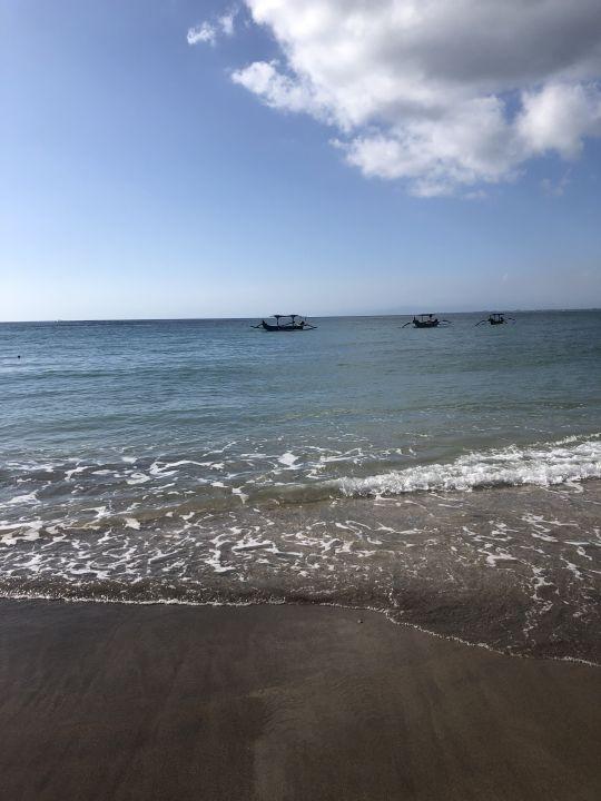 Strand The Anvaya Beach Resorts Bali