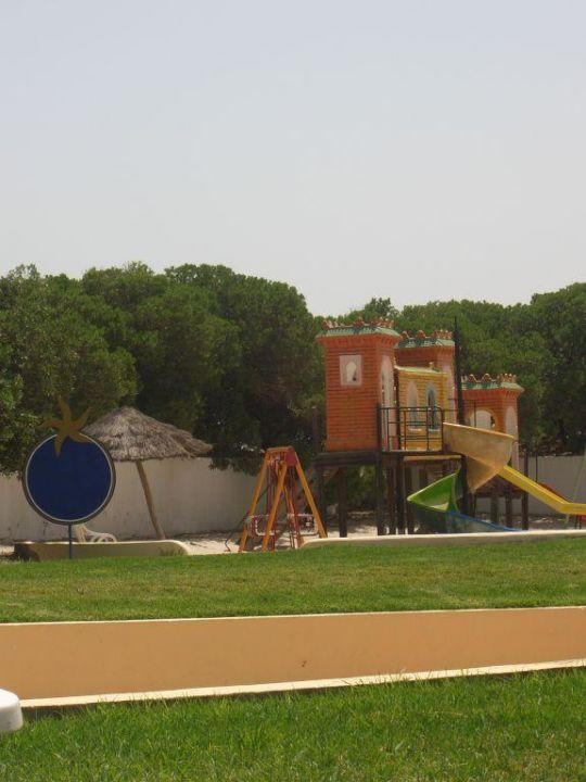 Kinderspielplatz Sahara Beach Aquapark Resort