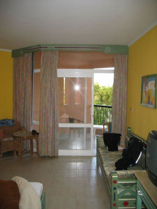 Hurghada Giftun Hotel Zimmer Giftun Azur Resort