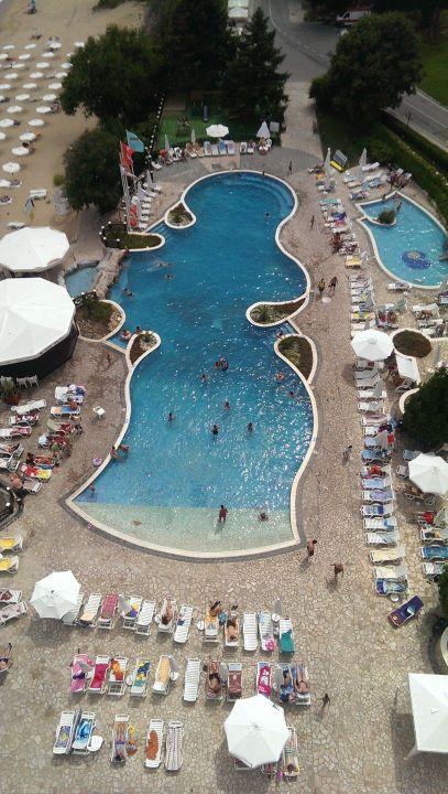 Poll und Kinderbecken Hotel Veronika I  (Im Umbau/Renovierung)