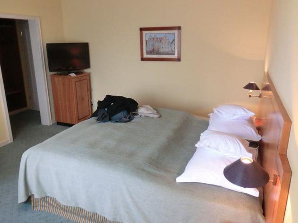 Standard Doppelzimmer Grandhotel Hessischer Hof