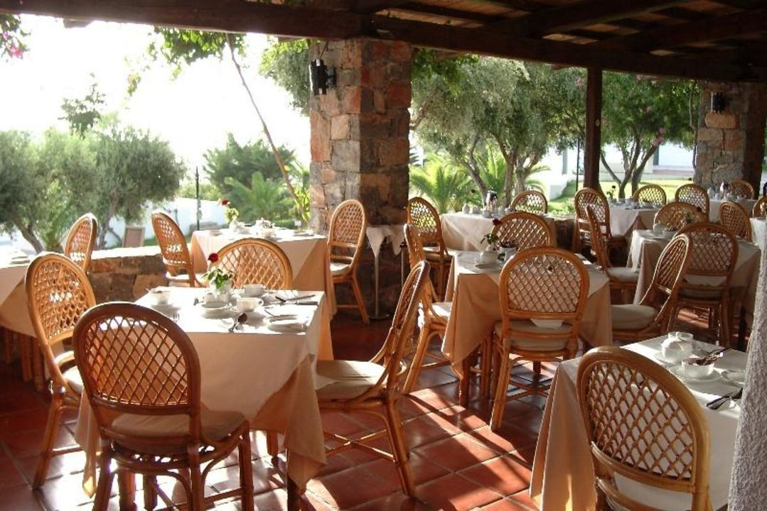 Kreta - Elounda Village - Terrasse Hotel TUI SENSIMAR Elounda Village Resort & SPA by AQUILA - Adults only