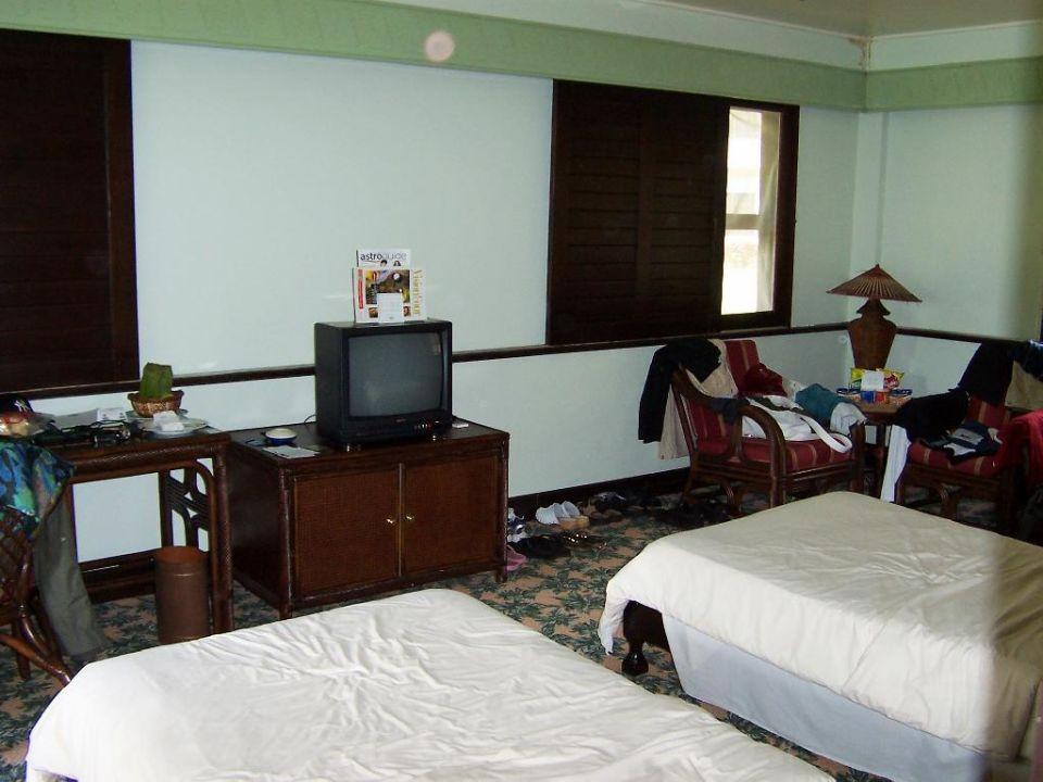 Chalet Innen (TV / Sitzgruppe) Hotel Damai Puri Resort & Spa