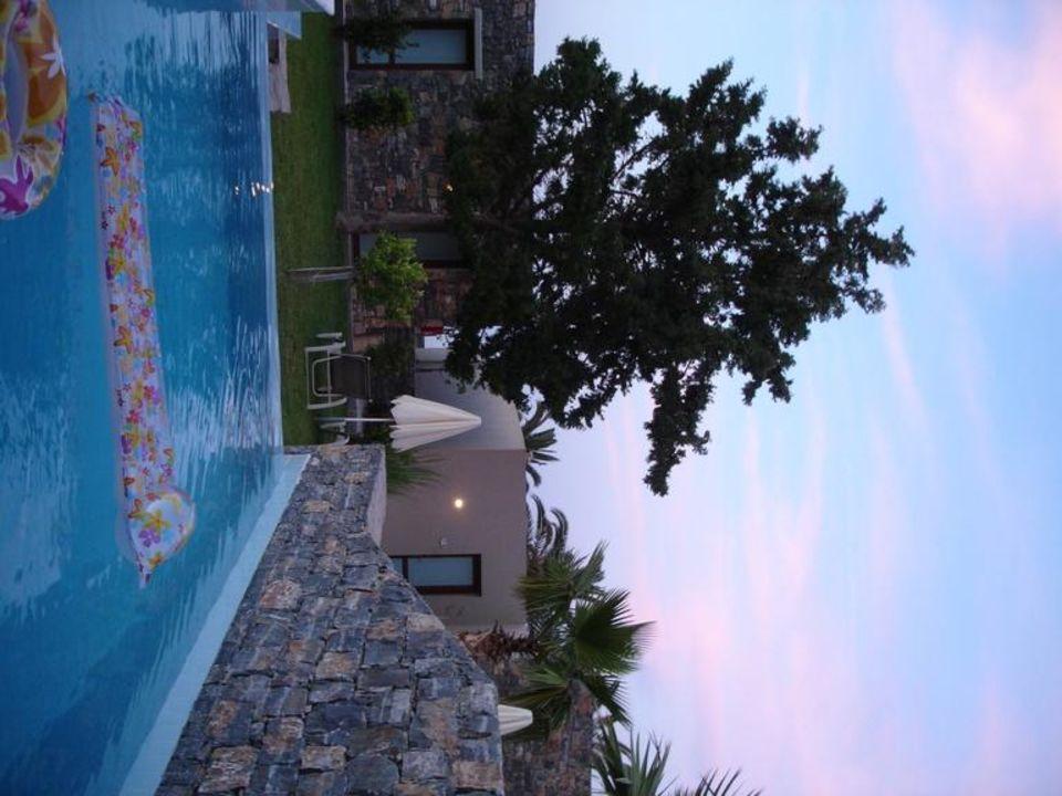 bungalow mit privatpool sentido blue sea beach stalis holidaycheck kreta griechenland. Black Bedroom Furniture Sets. Home Design Ideas
