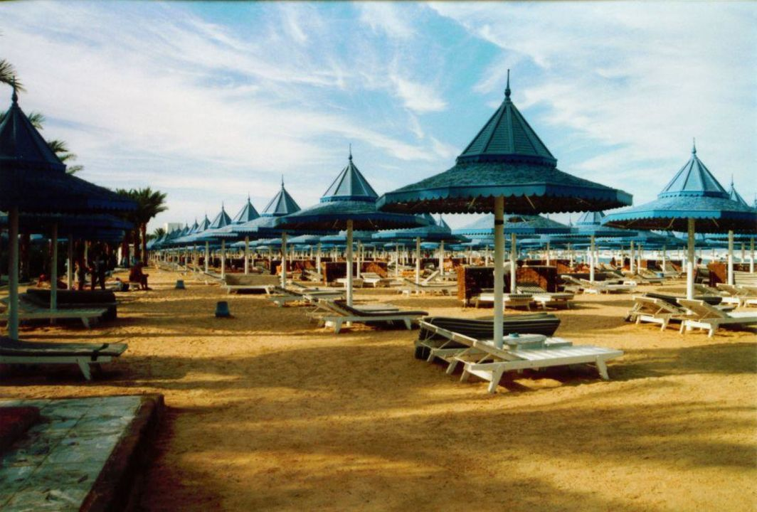 Strand The Grand Hotel Hurghada