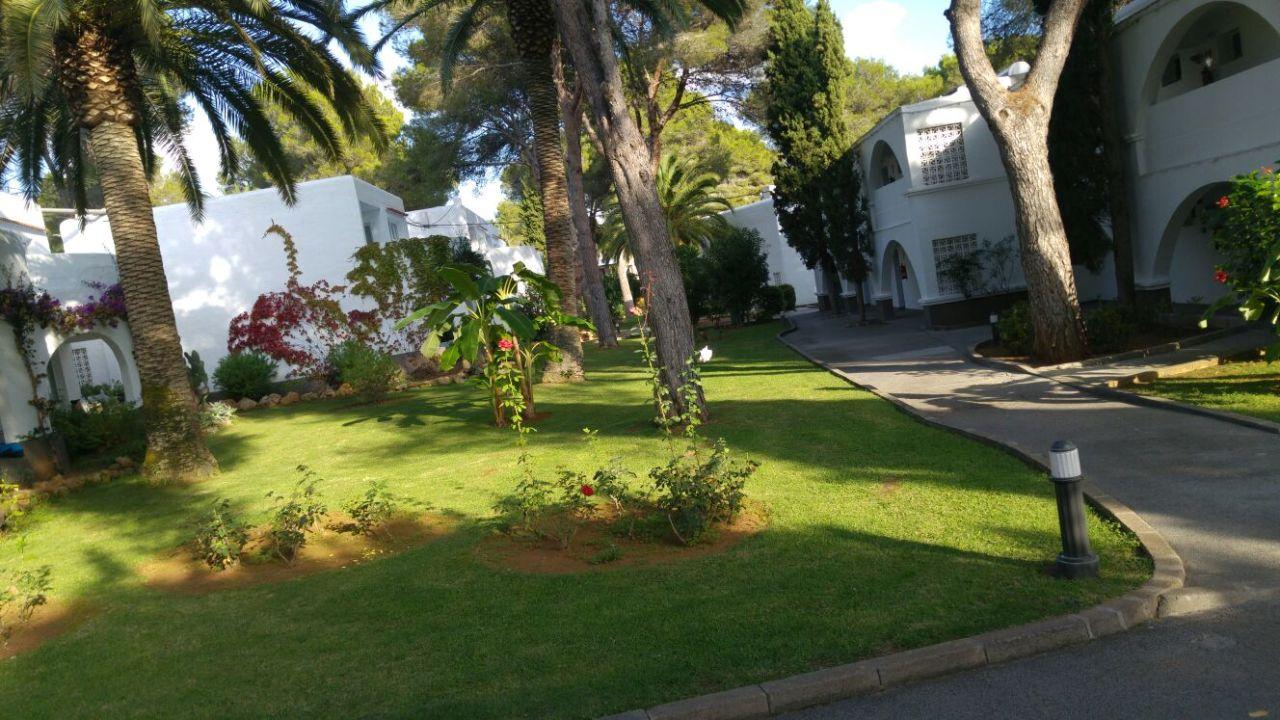 Gartenanlage TUI MAGIC LIFE Club Cala Pada