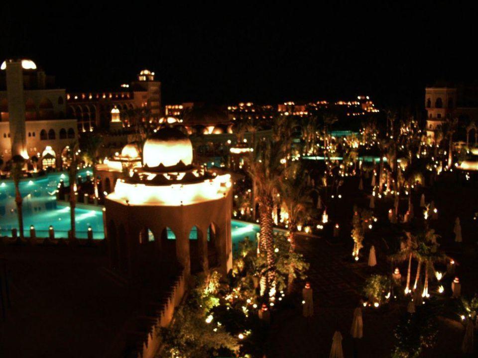 Bei Nacht Makadi Palace