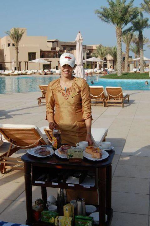 Ständiges Verwöhnen Miramar Al Aqah Beach Resort