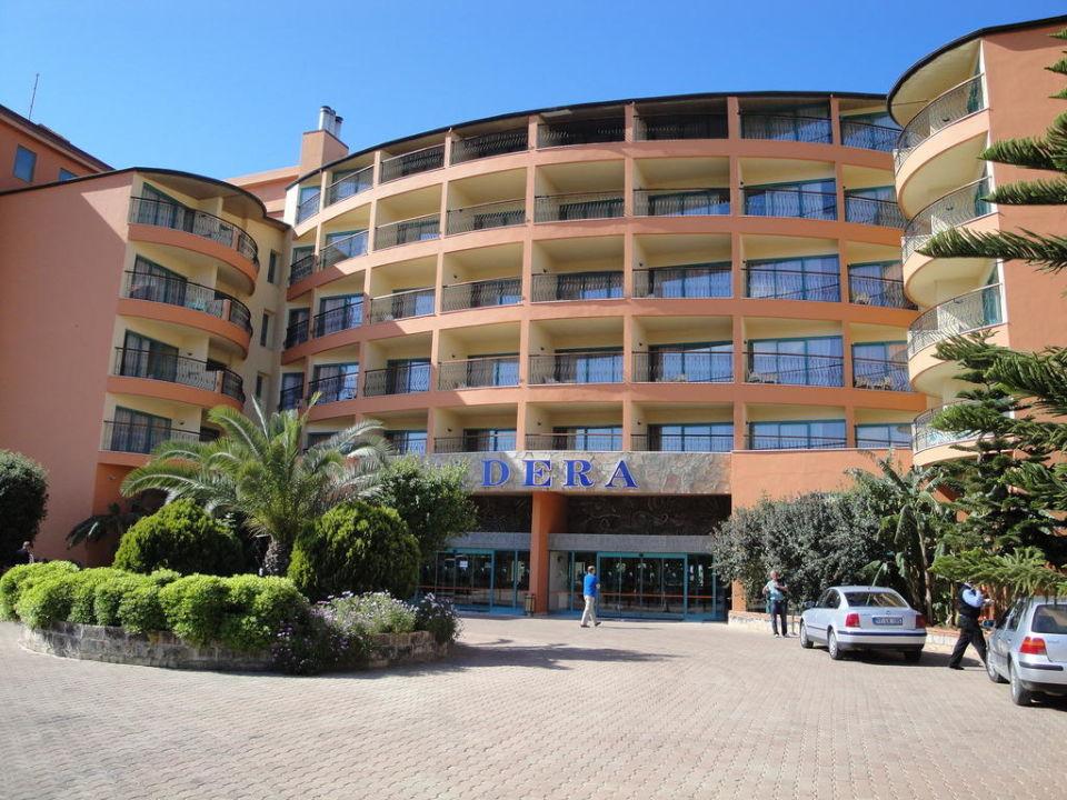 Eingang Club Sidera (Vorgänger-Hotel – existiert nicht mehr)