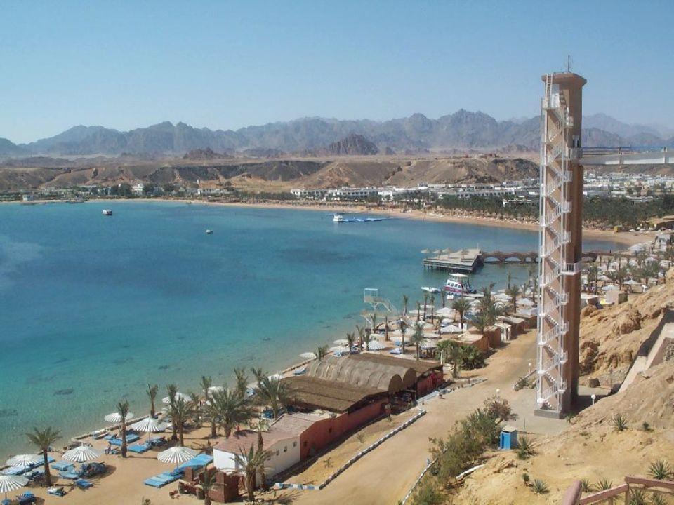 Panoramalift zum Strand Beach Albatros Resort Sharm El Sheikh (geschlossen)