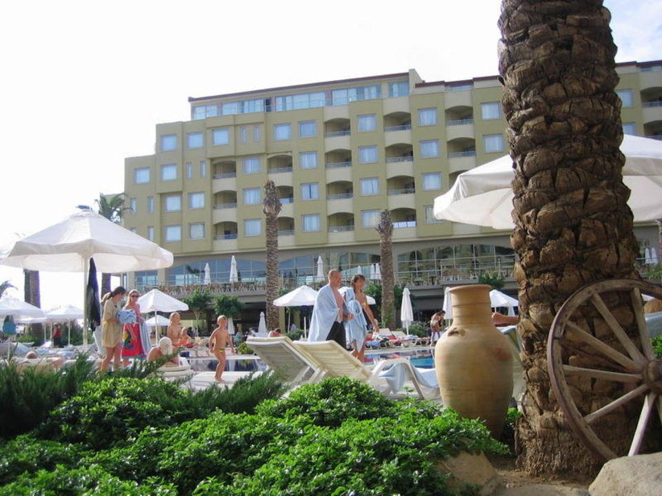 Hauptgebäude Hotel Silence Beach Resort