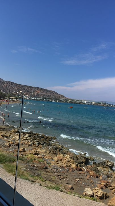 Ausblick I Resort Beach Hotel & Spa - Adults only