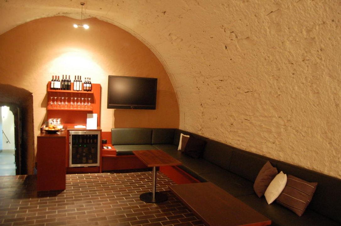 Turm-Lounge Schloss-Hotel Wartensee